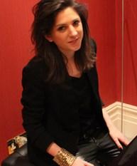 Master piano instructor Céline Gaurier Joubert