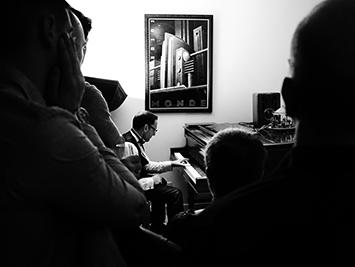 Christian piano testimonial