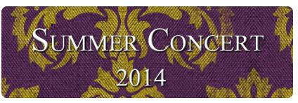 Summer Concert 2014
