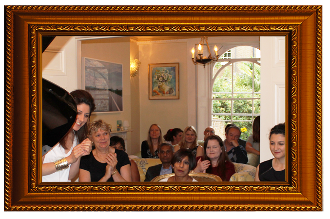 London Piano Institute Summer Concert 2014
