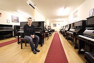 Mark Goodwin Pianos