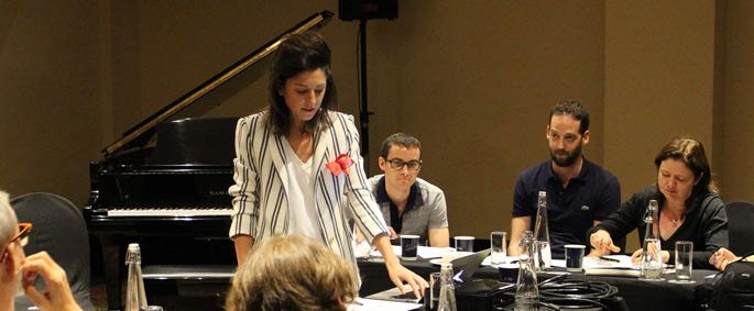 Celine Gaurier-Joubert Piano Seminar 2015