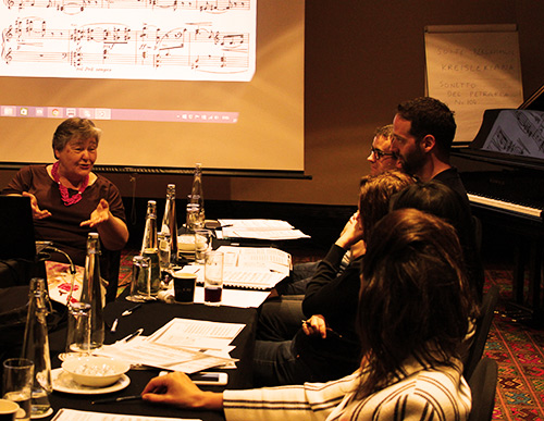 Marianne Feenstra Teaching Music Analysis