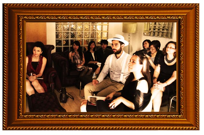 The summer 2015 Great Gatsby photo