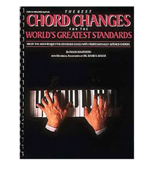 Frank Mantooth Chord Changes