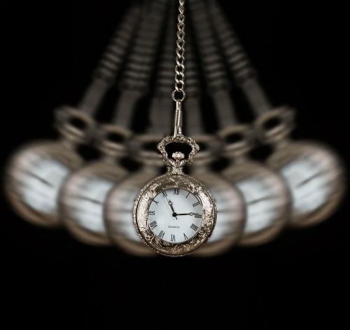 Pocketwatch swinging