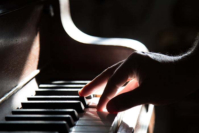 Why is technique so important when playing the piano?