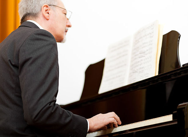 How to practise the piano as a beginner