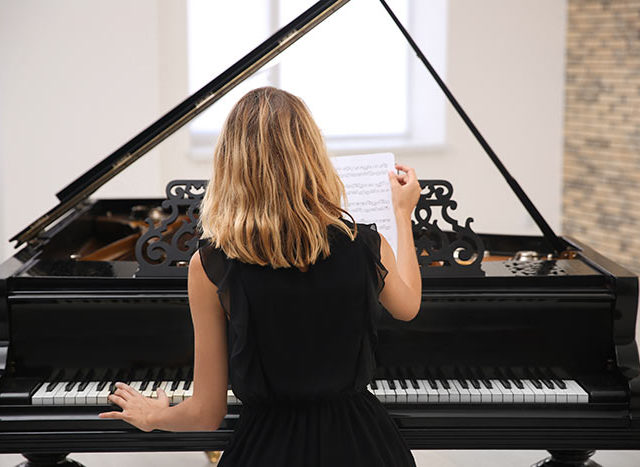 Improving your skills as a serious amateur pianist in London