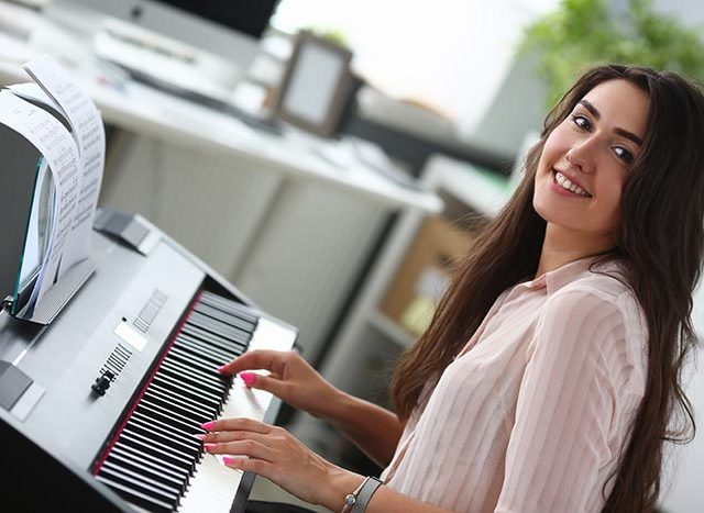 Can you teach yourself piano?