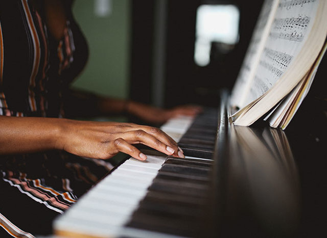 How to structure your piano practice