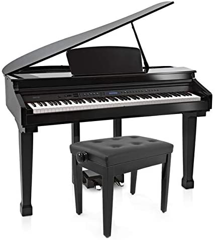 GDP-100 Digital Grand Piano with Stool