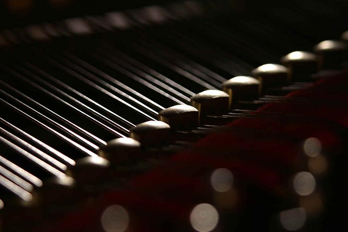 acoustic piano strings feat
